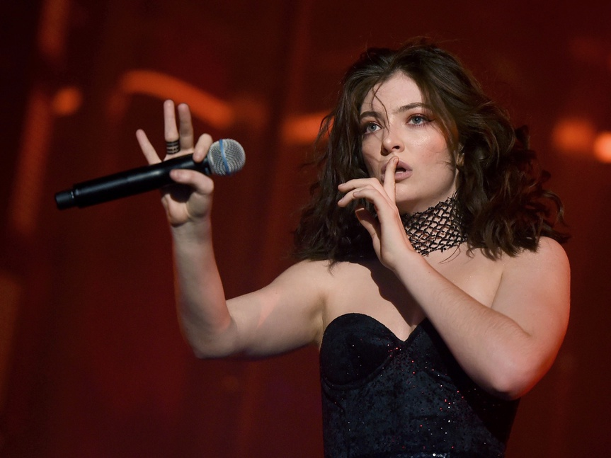 Lorde y su hermana pequeña demuestran que su talento va en los genes