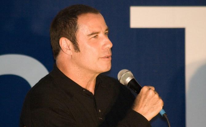 Un masajista denunció a John Travolta por un presunto acoso sexual