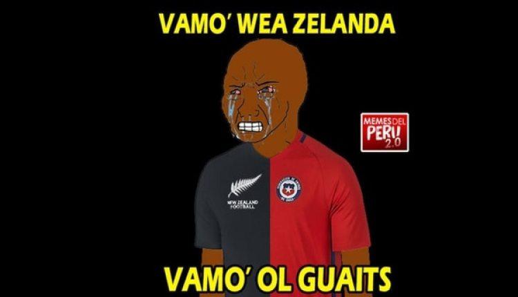 Los memes tras la clasificación de Perú al Mundial