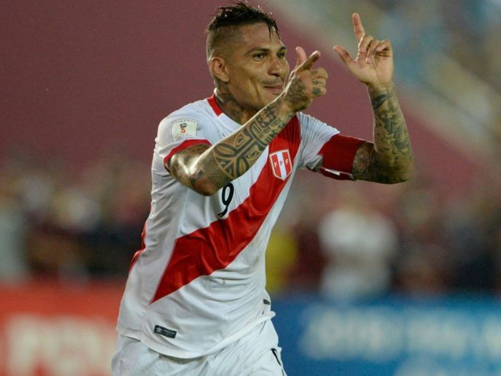 Image result for paolo guerrero