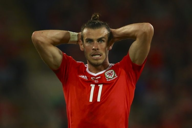 Gareth Bale: Gales quedó sin posibilidades de acceder al repechaje de Europa (AFP)
