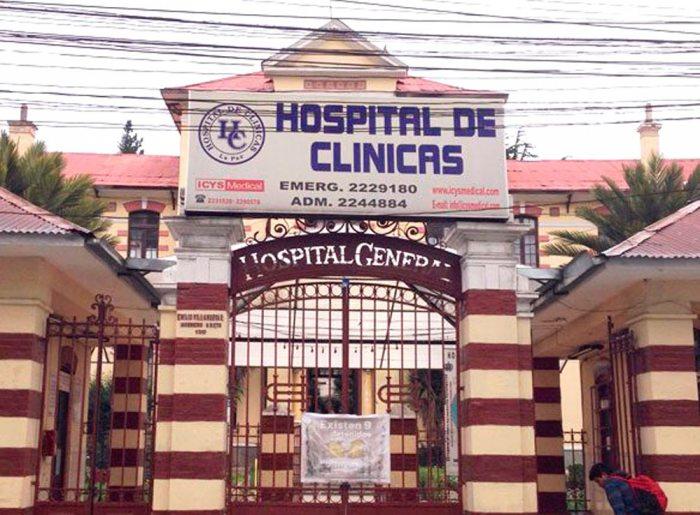 GOBERNACIÓN ESPERA QUE ARREGLOS EN EL HOSPITAL GENERAL EMPIECEN EFECTIVAMENTE A PRINCIPIOS DEL SIGUIENTE AÑO.