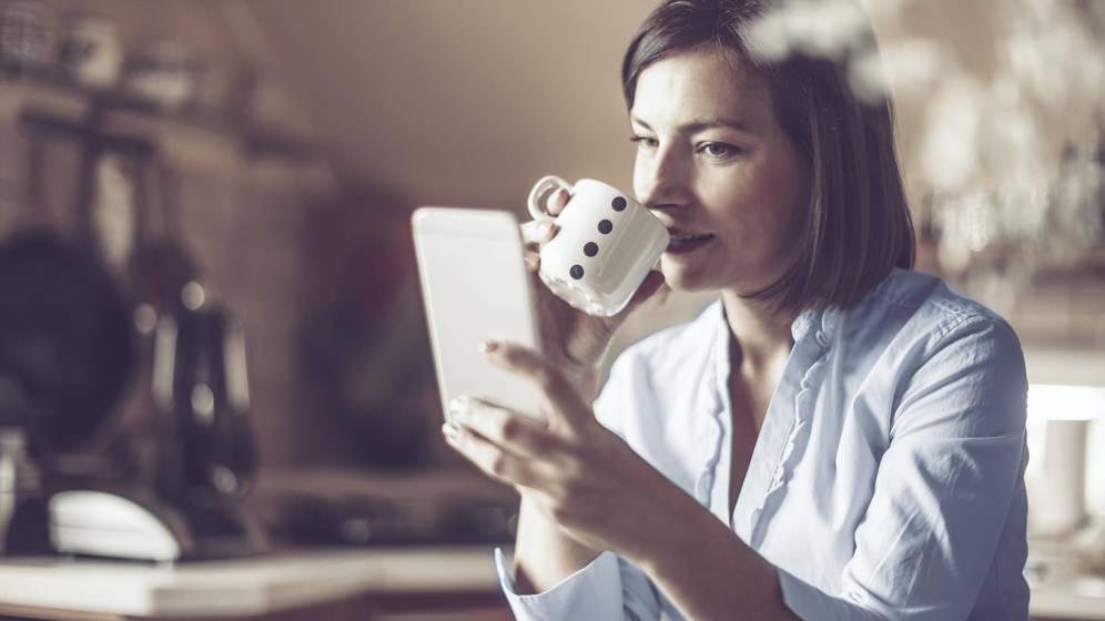 Foto: No es nadie sin su café. (iStock)