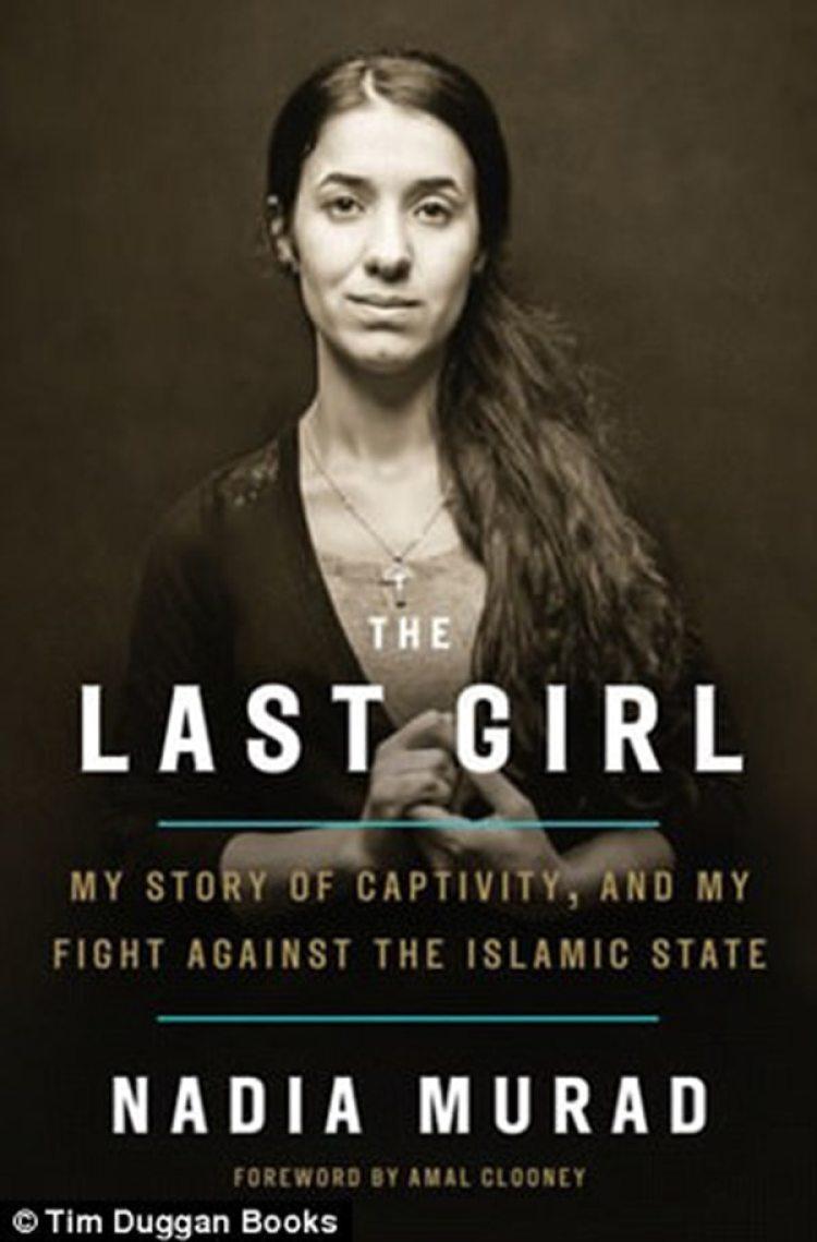 """""""The Last Girl"""", el nuevo libro de Nadia Murad"""