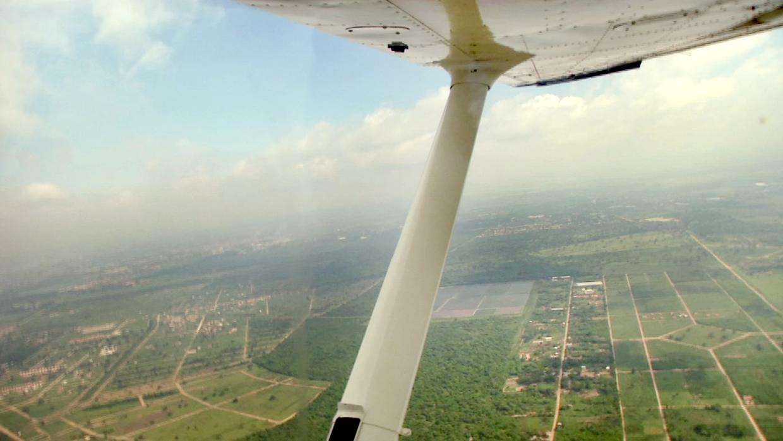 Según las autoridades, el puente aéreo entre Bolivia y Perú se ha conver...