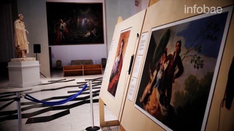 La Guerra Civil tiene su propia sección con 280 archivos que fueronevacuadosdurante el conflicto, las que quedaron en el depósito del Prado, y recibos que atestiguan las devoluciones de las piezas una vez terminado el conflicto