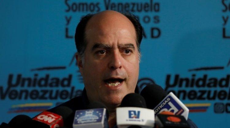 Julio Borges (Reuters)