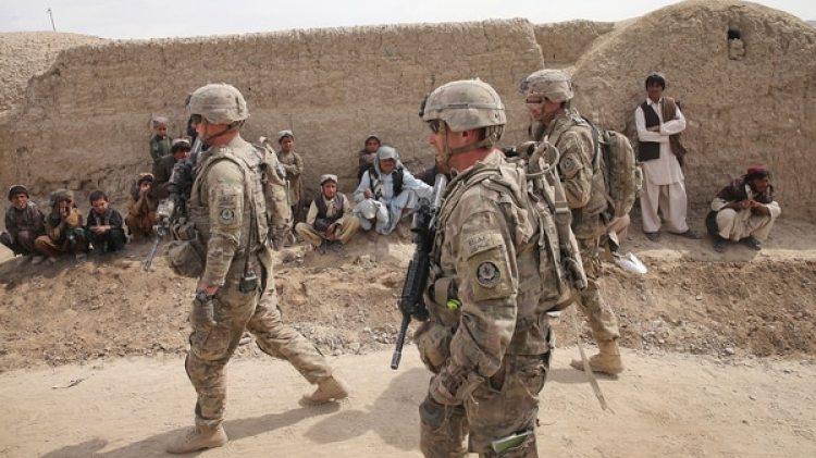 Soldados estadounidenses en Afganistán (Getty Images)