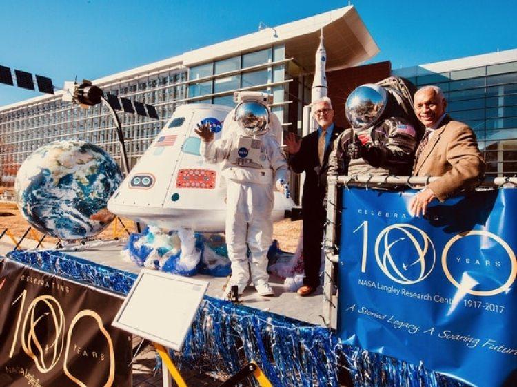 El centro de investigación Langley de la NASA ya ha cumplido un siglo de vida y uno de los últimos desafíos a los que se enfrenta es llevar de forma segura civiles al espacio