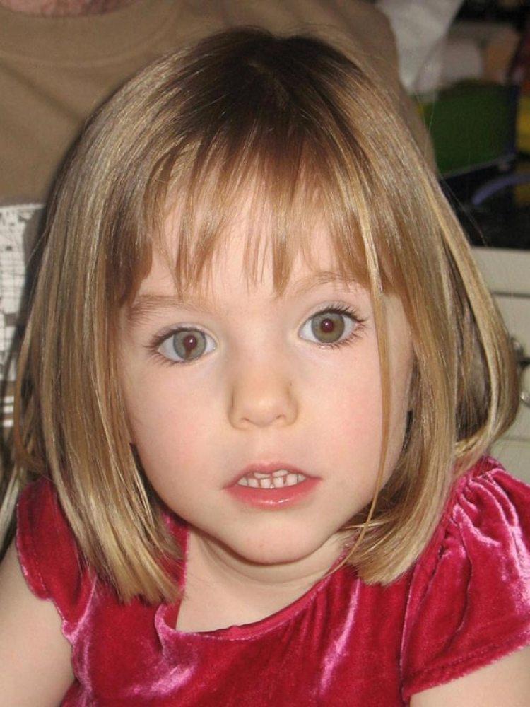 Maddie McCann desapareció en Praia da Luz, en Portugal, en mayo de 2007