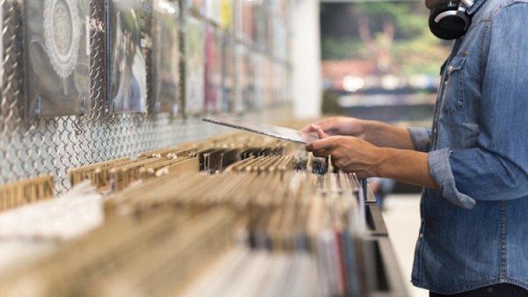 La venta de discos de vinilo, en aumento