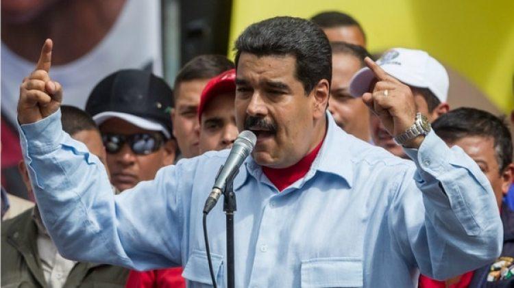 El presidente venezolano Nicolás Maduro – EFE