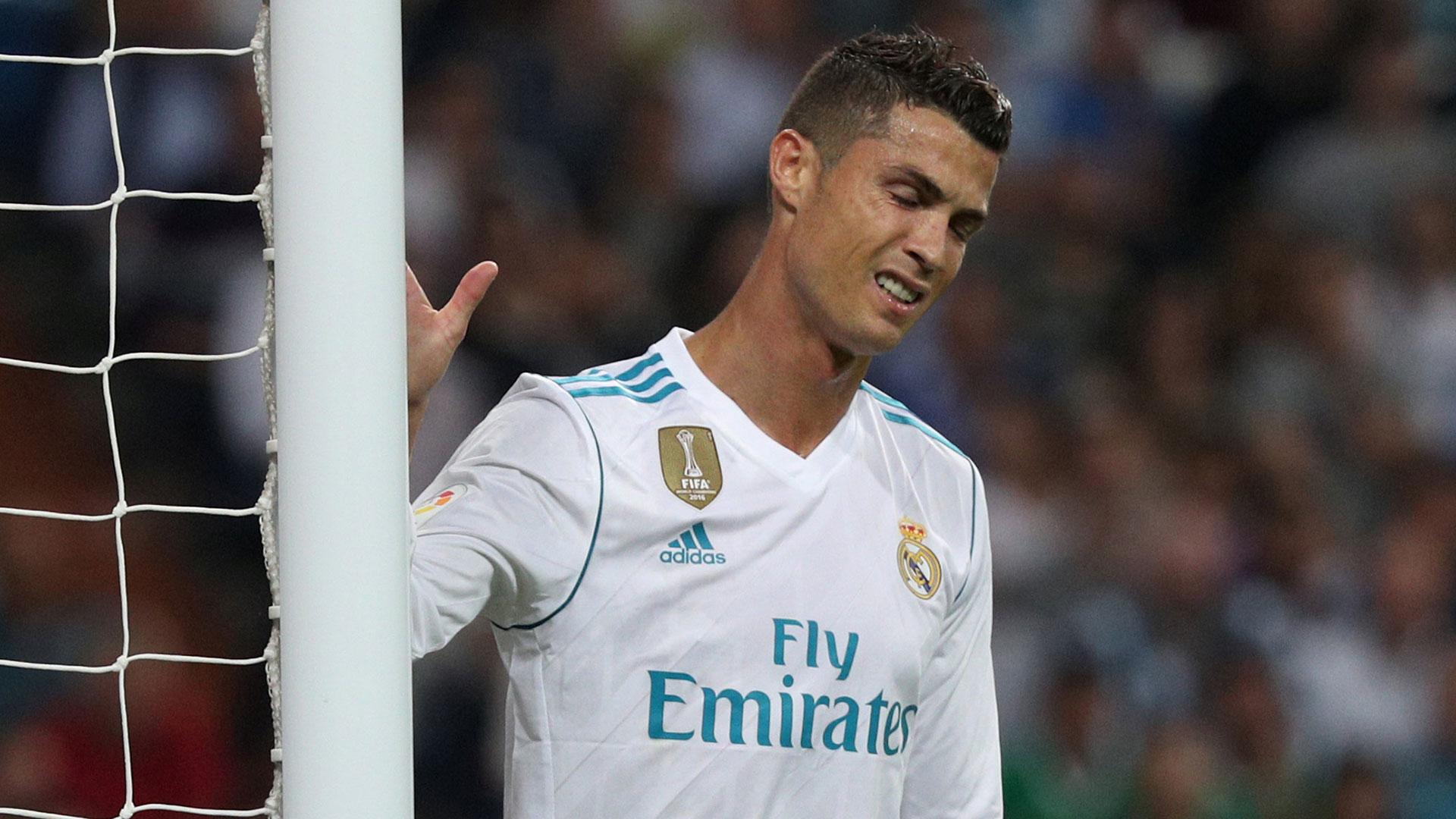 Cristiano Ronaldo atraviesa su peor arranque de temporada