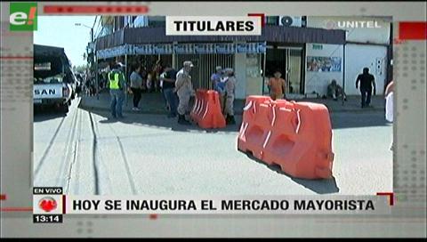Video titulares de noticias de TV – Bolivia, mediodía del miércoles 15 de noviembre de 2017