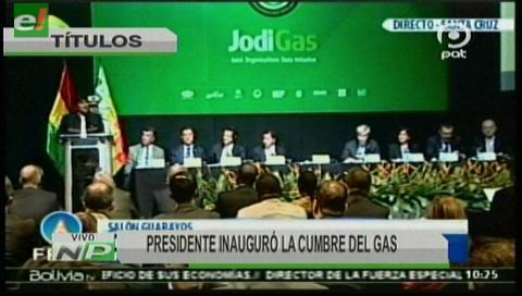 Video titulares de noticias de TV – Bolivia, mediodía del martes 21 de noviembre de 2017