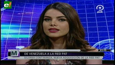 """Silvana Continanza, la nueva presentadora de """"En hora buena"""""""