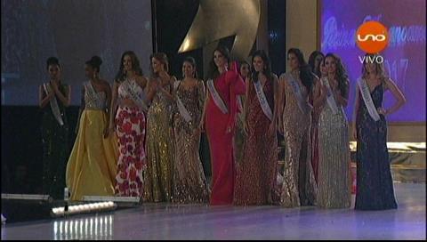 Las 10 semifinalistas del Reina Hispanoamericana 2017