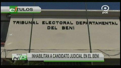 Video titulares de noticias de TV – Bolivia, mediodía del lunes 6 de noviembre de 2017