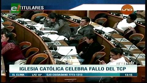 Video titulares de noticias de TV – Bolivia, mediodía del viernes 10 de noviembre de 2017