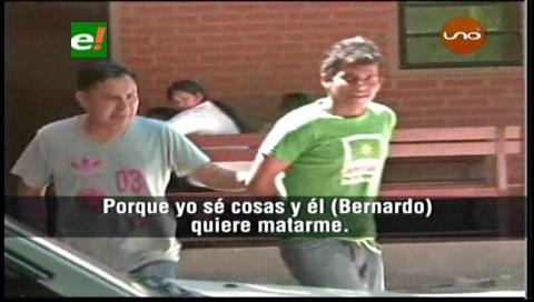 Pedro Lorenzo: Declaración del supuesto asesino de Félix Cortez