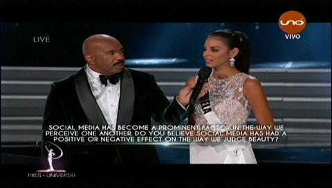 Las respuestas de las finalistas del Miss Universo 2017