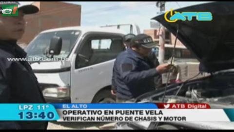 Diprove busca evitar la compra de vehículos robados