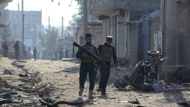 Entre los muertes hay seis civiles, incluyendo una mujer y un niño (AFP)