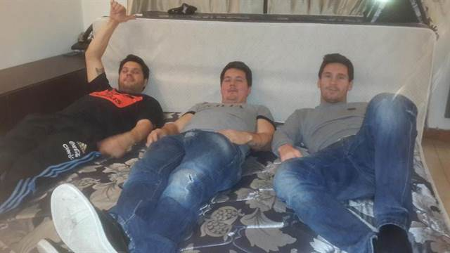 Dictaron la prisión preventiva para Matías Messi