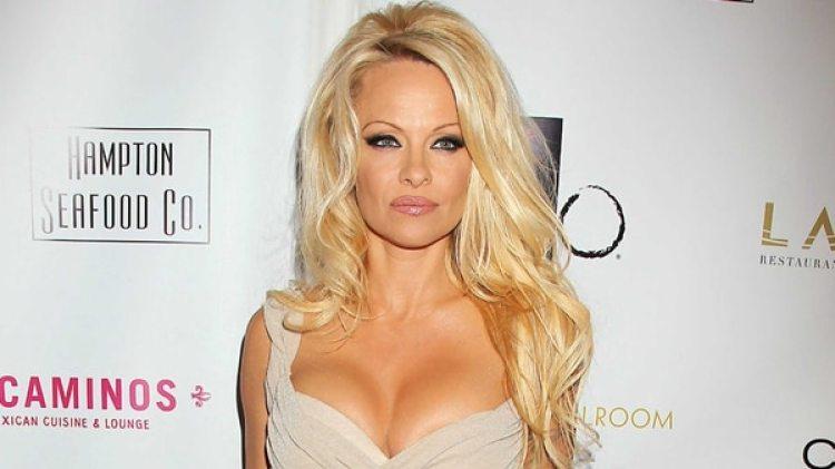 La actriz Pamela Andersonemitió fuertes críticas hacia las víctimas de Harvey Weinstein
