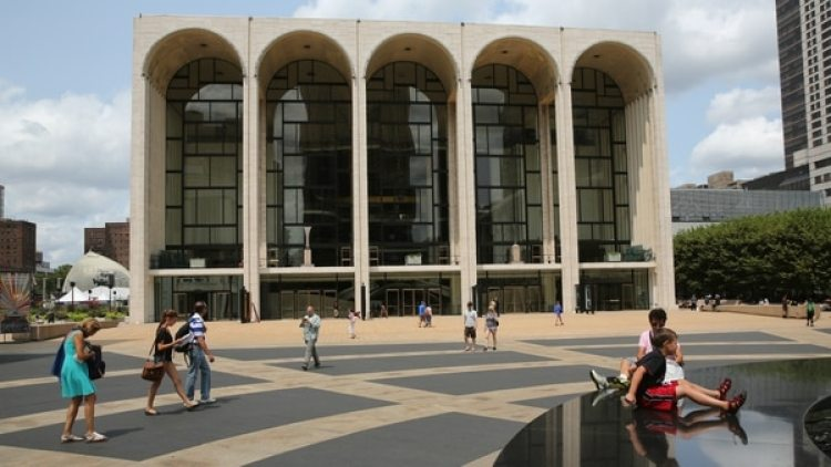 Metropolitan Opera. (Getty)