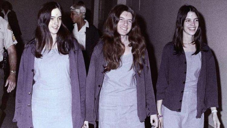 """Susan Atkins, Patricia Krenwinkel y Leslie Van Houten inspiraron a """"Las chicas"""""""