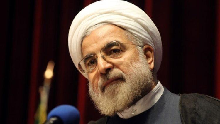 Hassan Rohani, presidente de Irán (AFP)