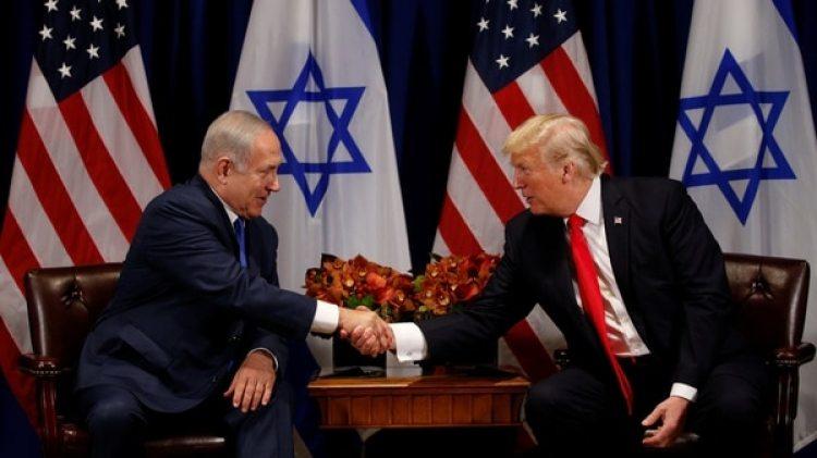 Donald Trump prometió fortalecer las relaciones con Israel (REUTERS)