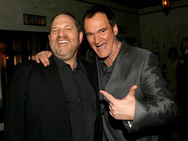 Tarantino admite que conocía las historias de Harvey Weinstein