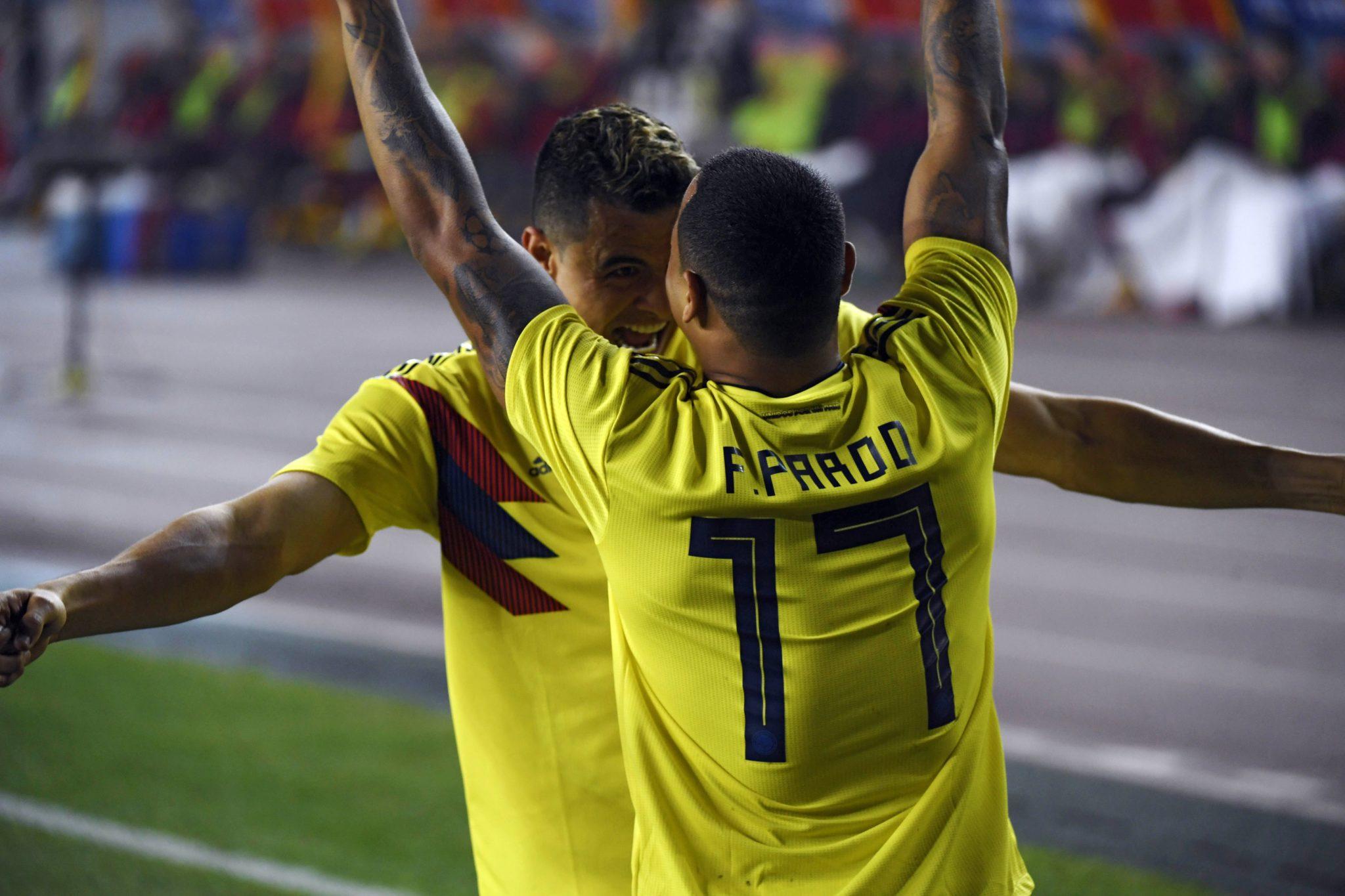 Resultado de imagen para colombia goles