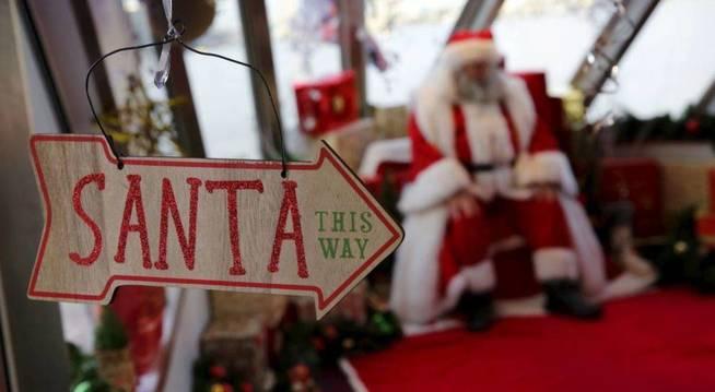 Santa Claus. (iStock)