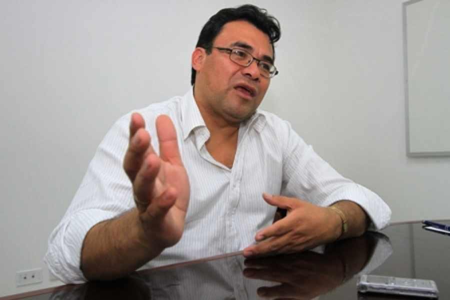 Resultado de imagen para El director de la Federación de Asociaciones Municipales (FAM), Jerjes Mercado,