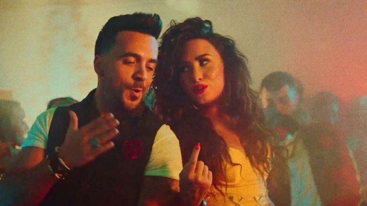Échame la culpa, el tema de Luis Fonsi y Demi Lovato