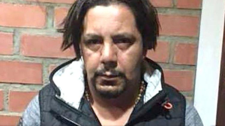 """Juan Carlos Mesa, alias """"Tom"""" (Foto: El Tiempo)"""