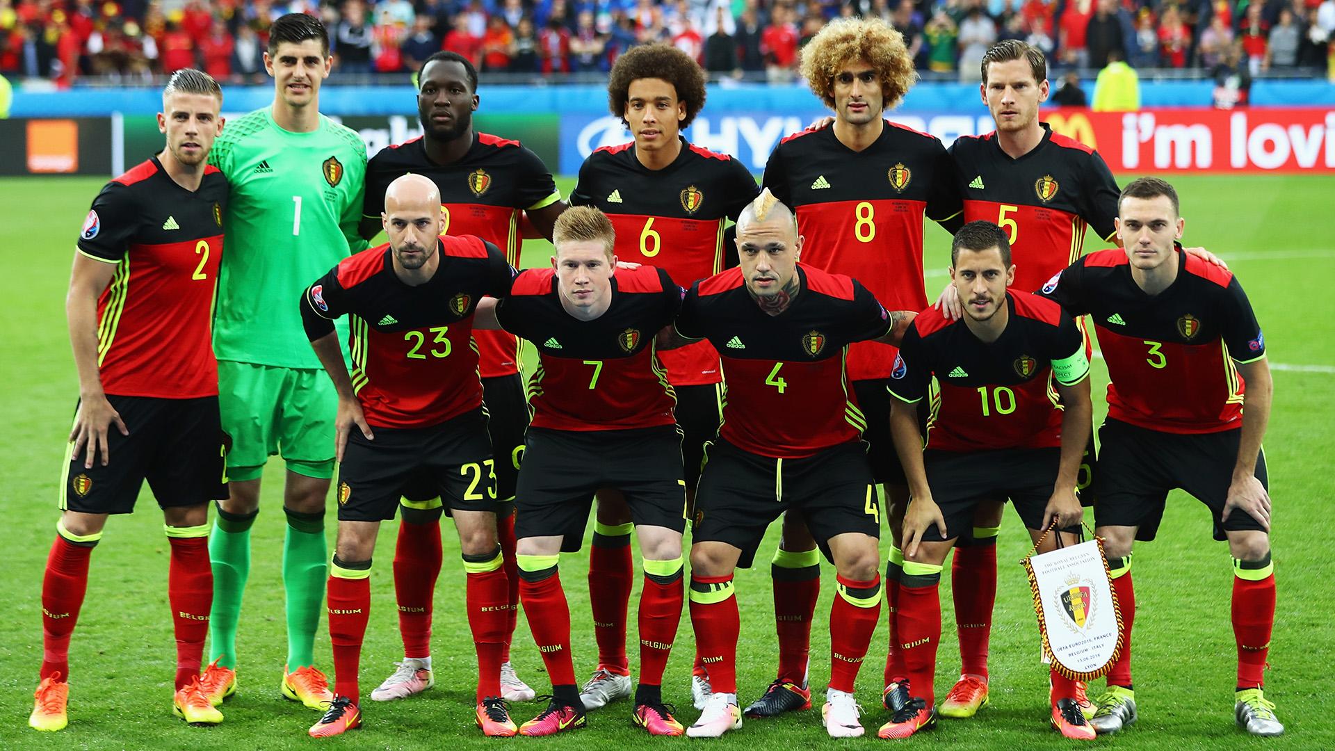 Con un promedio de edad de 27 años, el valor de Bélgica es de 599 millones de dólares