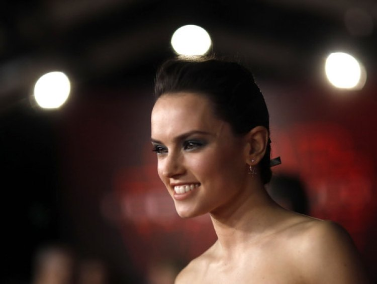 Daisy Ridley (Reuters)