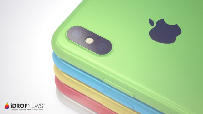 Los distintos colores del iPhone Xc