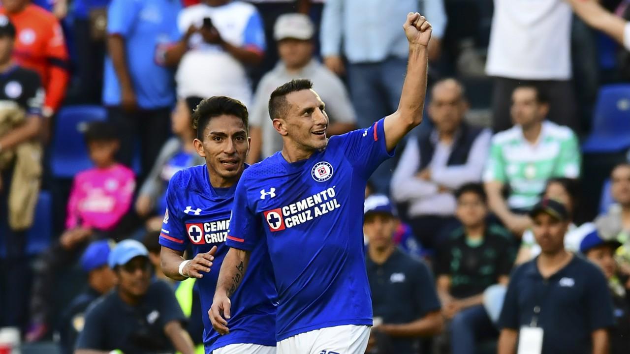 Image result for Christian Giménez cruz azul