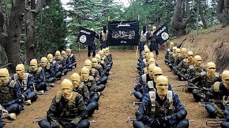 Milicias de ISIS en Afganistán