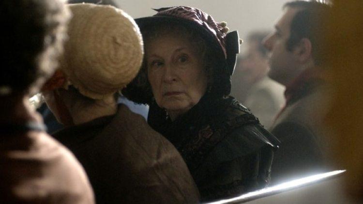 """Atwood, en su personaje de """"Alias Grace"""""""