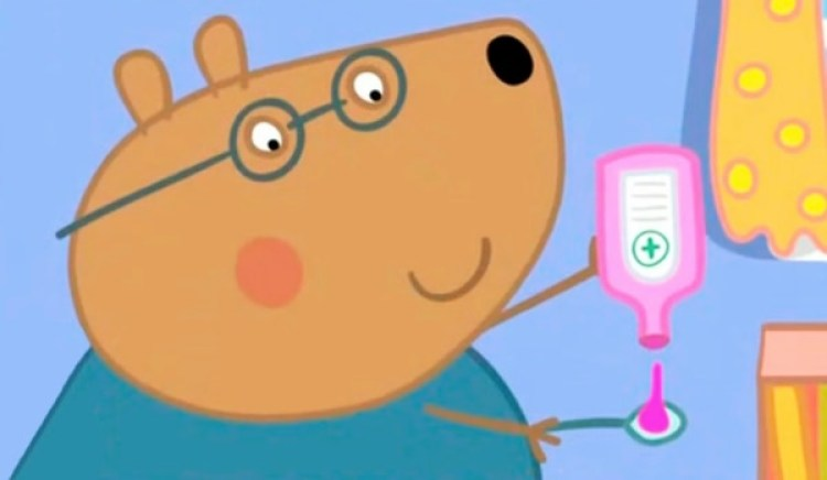 Doctor Brown Bear