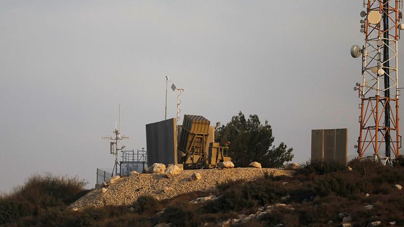 VIDEO: Suenan las alarmas en Israel por el lanzamiento de
