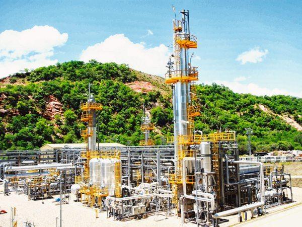 Resultado de imagen para reservas de hidrocarburos de tarija
