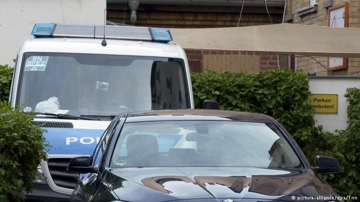 Imagen de operativo contra EI en Berlín, en mayo pasado