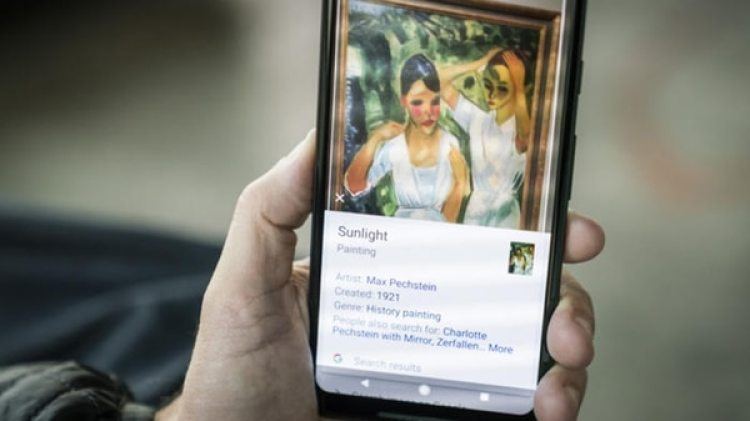 Google Lens lidera la tecnología de reconocimiento visual